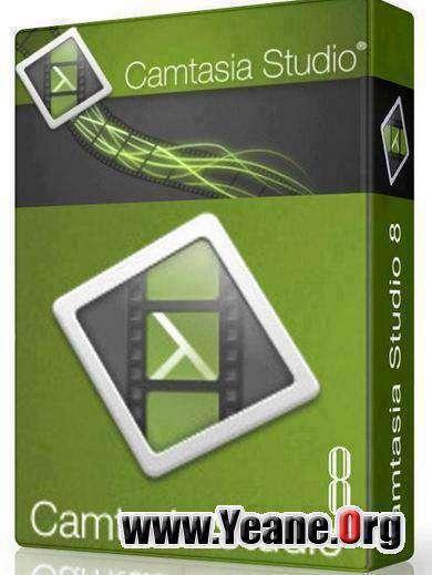 Camtasia Studio v8  + serials