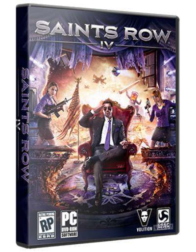 Saints Row IV – Game PC
