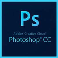 بهرنامهی فۆتۆشۆپ Adobe Photoshop CC