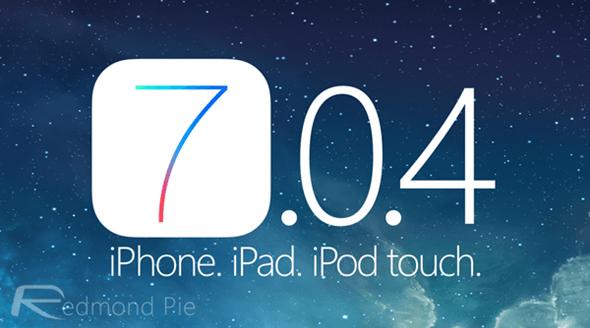 جەیڵبرێک کردنی ئایفۆن و ئایپاد  ڤێرژنی  7.06  و  7.04