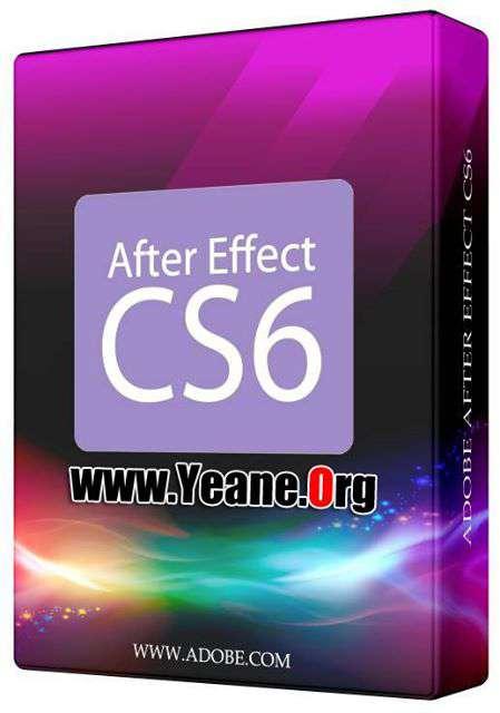 Adobe After Effects CS6 بهرنامه+كراك