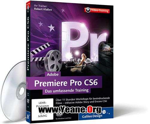Adobe Premiere Pro CS6 بهرنامه+كراك