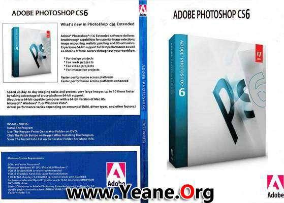 Adobe Photoshop CS6 بهرنامه+كراك