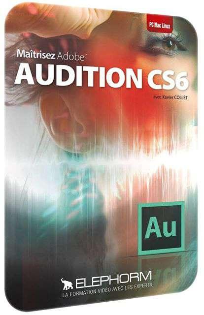 Adobe Audition CS6 بهرنامه+كراك