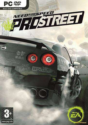 Need for Speed ProStreet PC full game