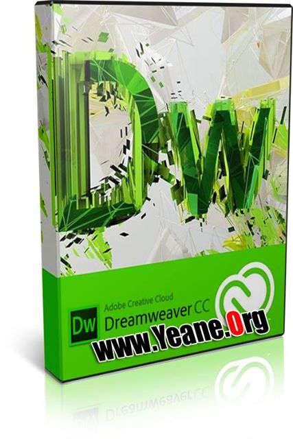 Adobe Dreamweaver CC بهرنامه+كراك