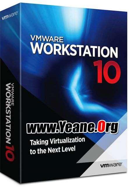 VMware Workstation 10 بهرنامه+سریال+فێركاری