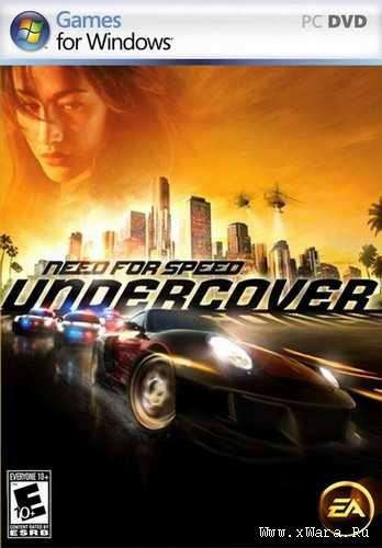 Need for Speed Undercover PC full game