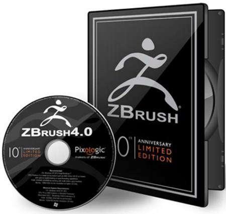 ZBrush 3D بهرنامه+كراك