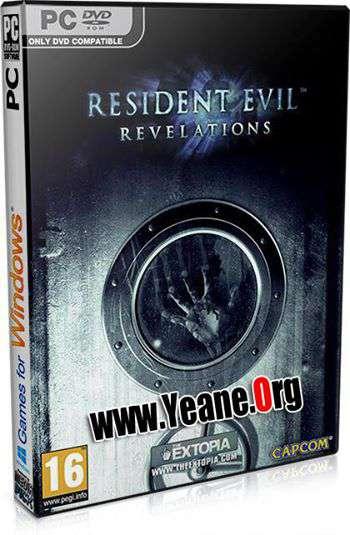 Resident Evil Revelations PC یاری بۆ كۆمپیتهر