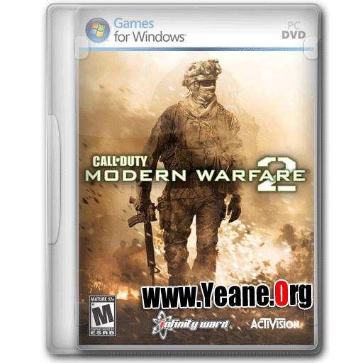 Call of Duty Modern Warfare 2 IW4PLAY MP+SP یاری بۆ كۆمپیتهر