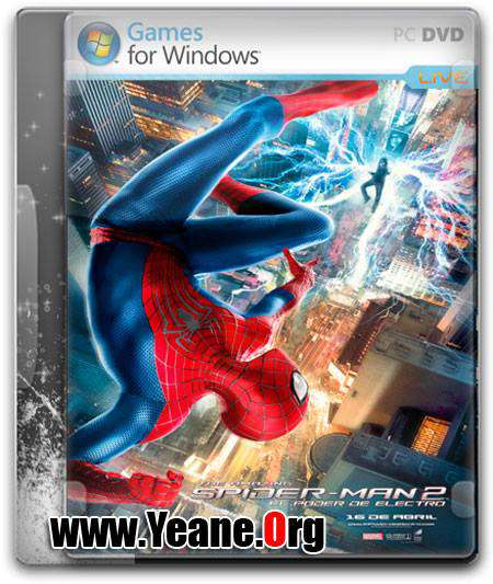 The Amazing Spider-Man 2 PC Game+DLC یاری بۆ كۆمپیته‌ر