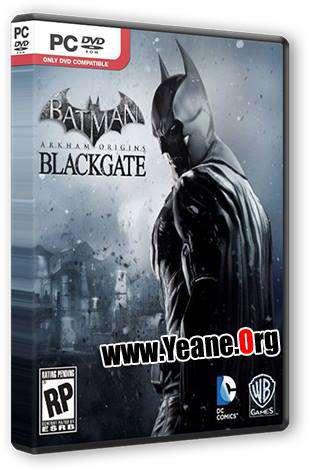 Batman Arkham Origins PC یاری بۆ كۆمپیتهر