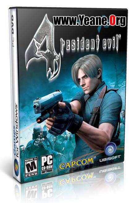 Resident Evil 4 Ultimate HD 2014 PCیاری بۆ كۆمپیتهر