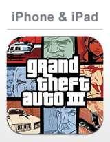 Grand Theft Auto 3: iPhone Games یاری بۆ ئایفۆن و ئایپاد