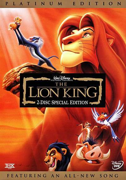 The Lion King 1 (1994) 720p and 1080p