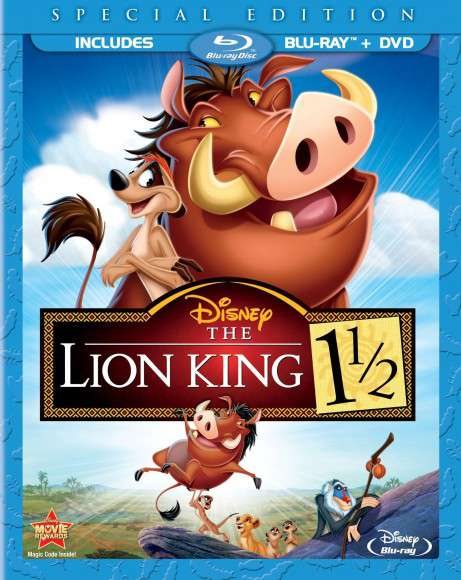 The Lion King 3 (2004) 720p and 1080p