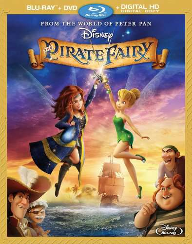 Tinker Bell : The Pirate Fairy (2014) HD 720p