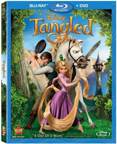 Tangled (2010) 720p and 1080p