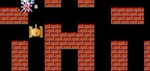 یاری به ئۆنلاین battle city 1990 :: Online Game