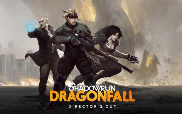 یاری بۆ ئهندرۆید Shadowrun Dragonfall DC