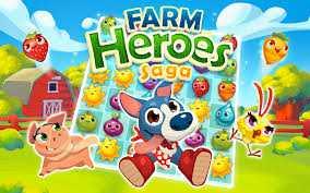 Farm Heroes Saga v2.18.7 APK  یاری بۆ ئهندرۆید