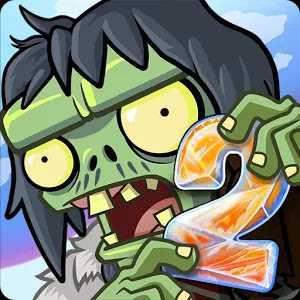 یاری بۆ ئهندرۆید  Plants vs. Zombies 2 v3.2.1