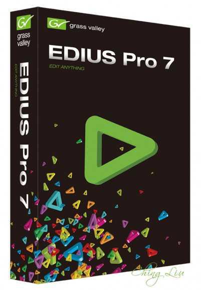 EDIUS Pro 7.2 build 0437 (64 bit