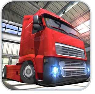 Real Truck Driver  یاری بۆ ئهندرۆید