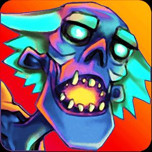 Zombie Raiders Beta یاری بۆ ئهندرۆید
